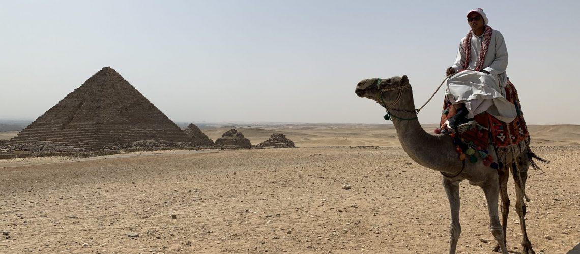 Travel housesitting Egypt